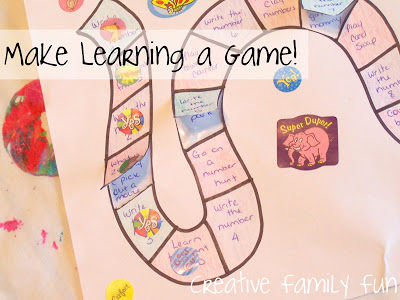 Make Learning a Game