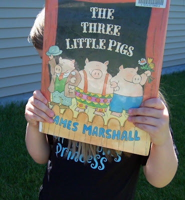 Classic Stories: Fun With The Three Little Pigs