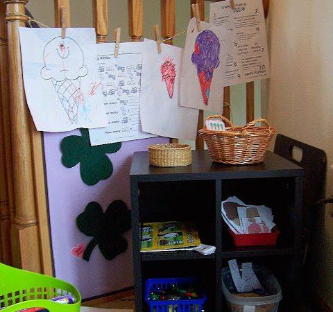 Our Preschool Corner