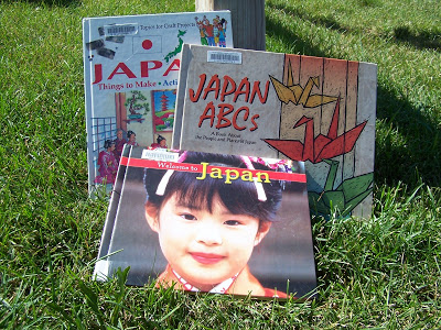 Story Time: Books About Japan