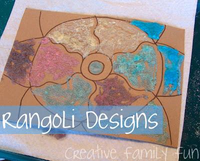 Indian Art – Rangoli Designs