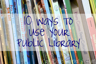 10 Ways To Use Your Public Library