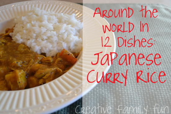 Around the World in 12 Dishes: Japanese Curry Rice