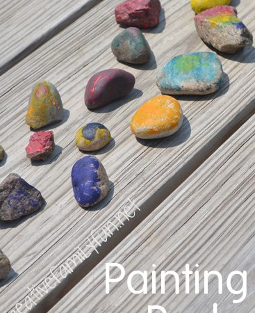Get Crafty: Painting Rocks