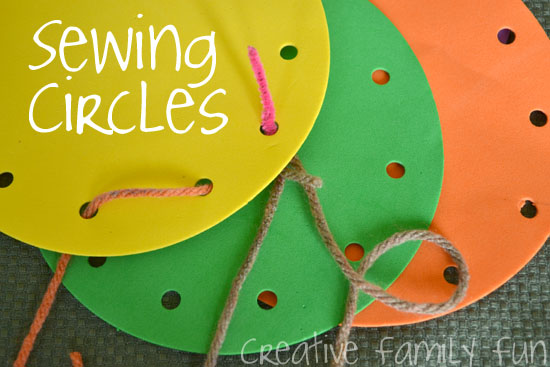 Sewing Circles: Simple Shapes to Sew