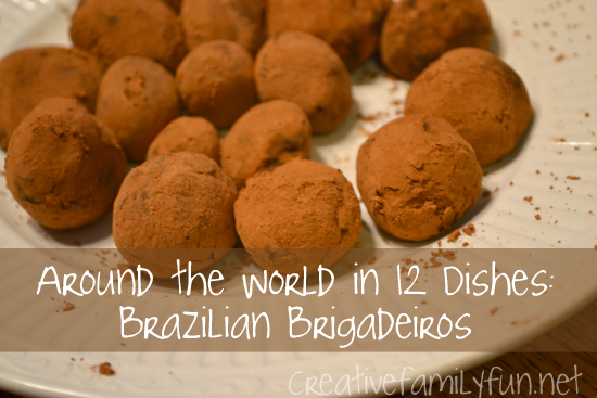 Around the World in 12 Dishes: Brazil