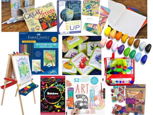 Gift Guide for the Young Artist