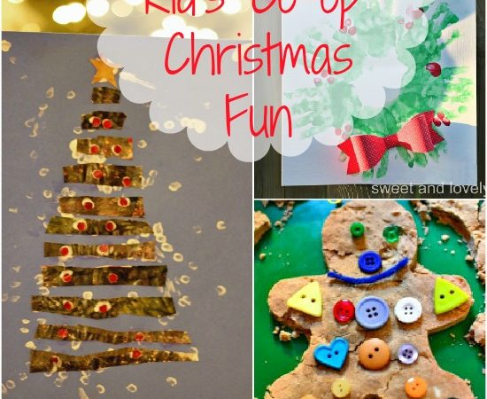 Kid's Co-op: Christmas Fun