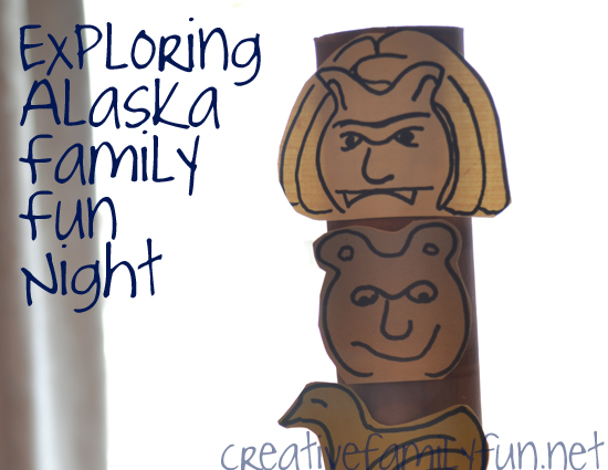 Exploring Alaska Family Fun Night
