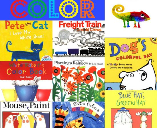 Story Time: Great Books About Color