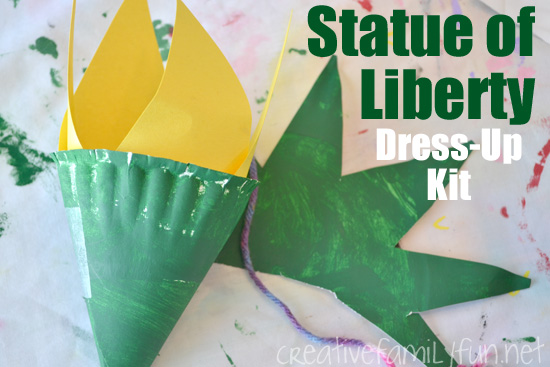 Statue of Liberty Dress-Up Kit