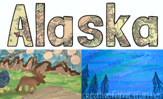 Project Around the World: Alaska (New E-Book & Giveaway) Giveaway Closed