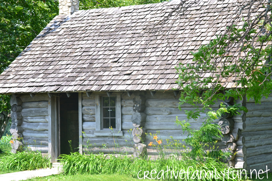 Little House in the Big Woods ~ A Mini Adventure