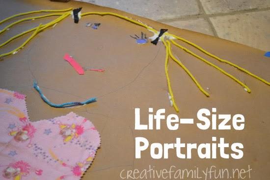 Life-Size Portraits