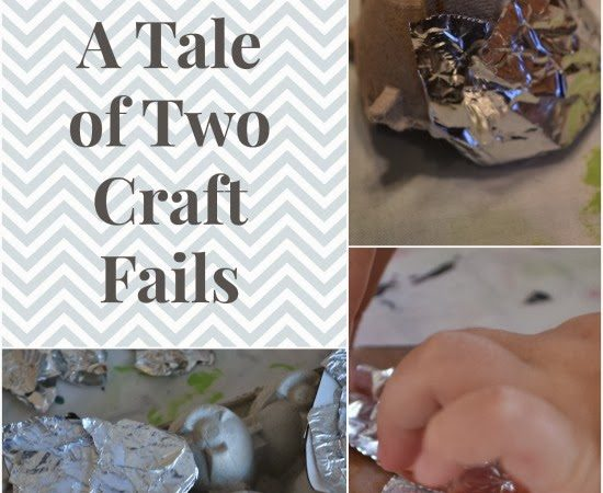 Silver Bells ~ A Tale of Two Craft Fails