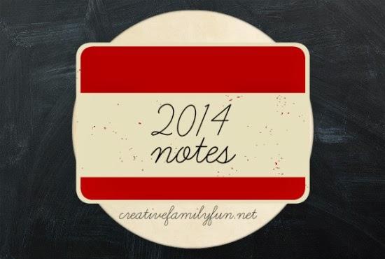 January Notes