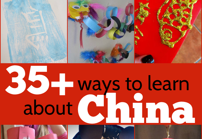 35+ Ways to Learn About China