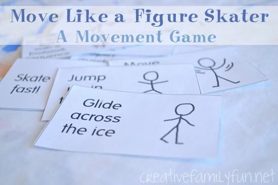 Move Like a Figure Skater