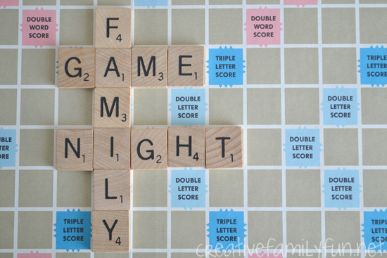 Making Connections: Family Game Night