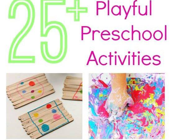 Three to Five: Playful Preschool