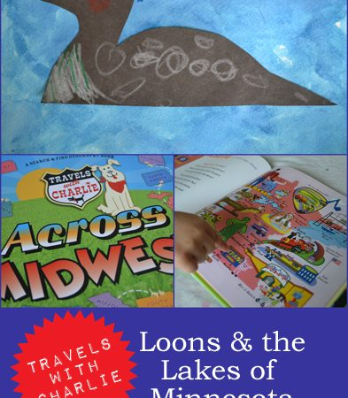 Travels With Charlie: Loons and the Lakes of Minnesota