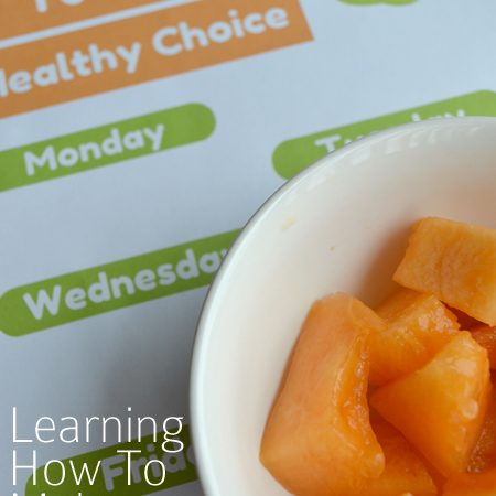 Learning to Make Healthy Choices