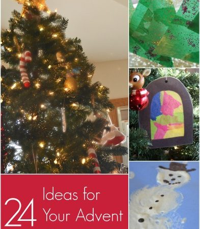 24 Ideas to Fill Your Advent Calendar