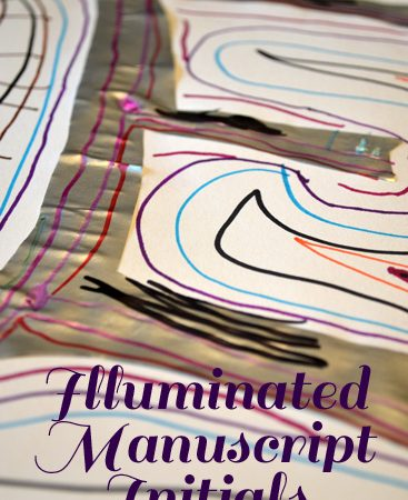 Illuminated Manuscript Initials: Exploring Armenia Through Art