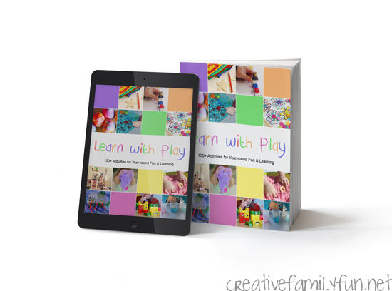 Learn With Play: 150 Activities for Year-Round Fun & Learning