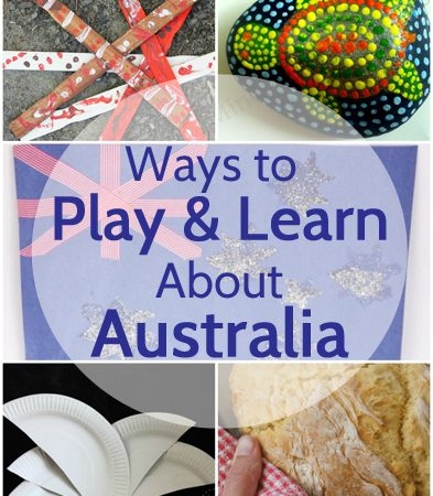 Ways to Play and Learn About Australia