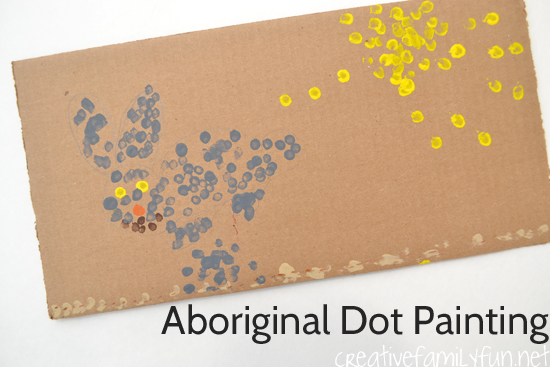 Aboriginal Dot Painting: Exploring Australia Through Art