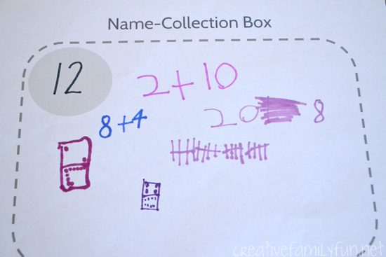 What is a name-collection box? Find out the details behind this elementary math tool and also learn some fun ways you can use it at home.