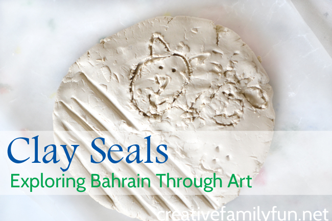 Clay Seals: Exploring Bahrain Through Art