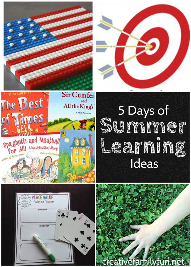 Summer Fun Ideas and the After School Linky Party – Week 39
