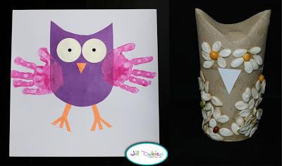 Owl Craft Roundup…