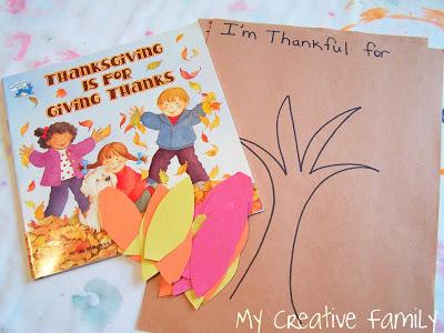 Thankful Trees