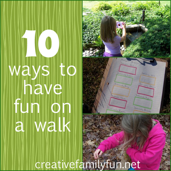 Family walks are a great way to get exercise and have fun together. Here are 10 fun walk ideas for families that will get you outside and having fun.