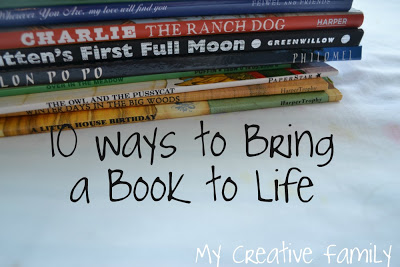 10 Ways to Bring a Book to Life