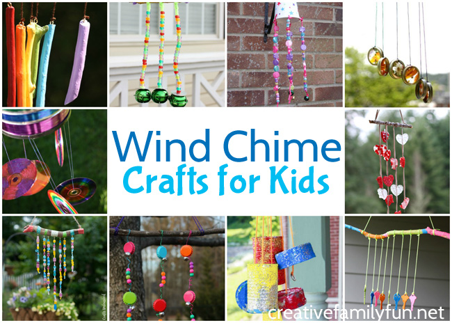 Decorate Your Outdoor Es With One Of These Beautiful And Colorful Wind Chime Crafts For Kids