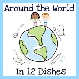 Around the World in 12 Dishes: Intro