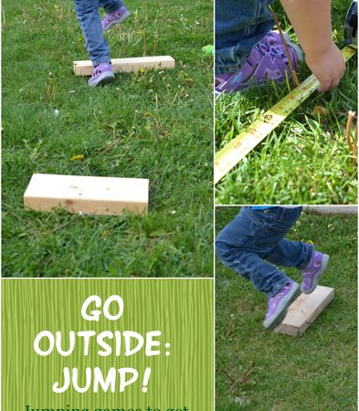 Go Outside: Jump!
