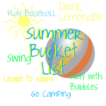 Summer Bucket List: Creating a Summer Bucket List