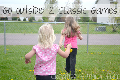Go Outside: Two Classic Games