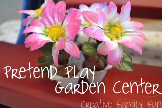 Let's Pretend: Garden Center