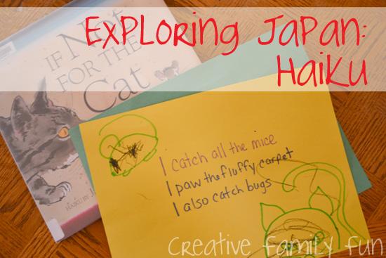 Exploring Japan: Haiku