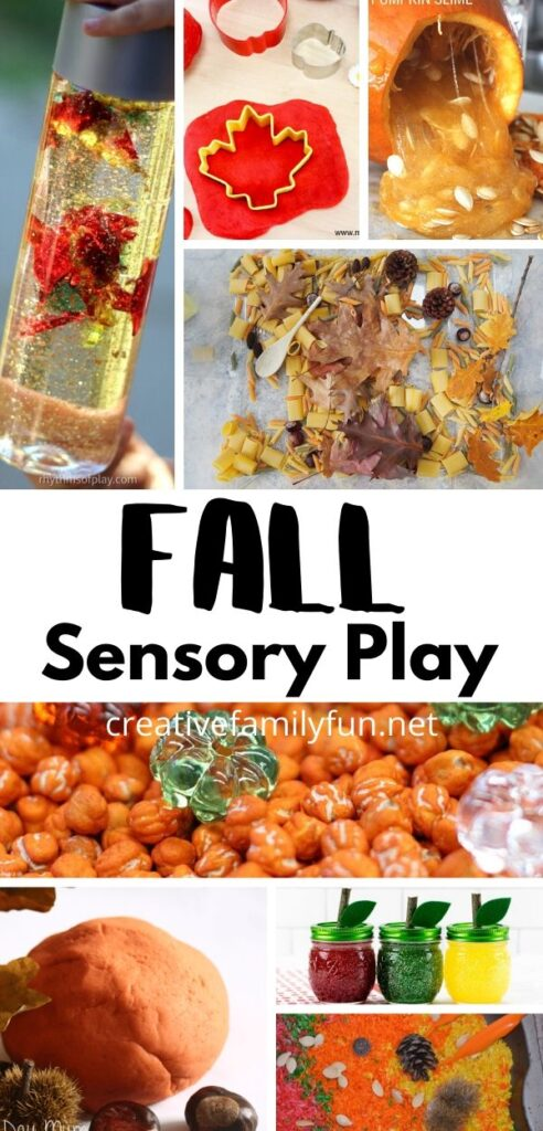 Fun Fall Sensory Play Ideas for Kids