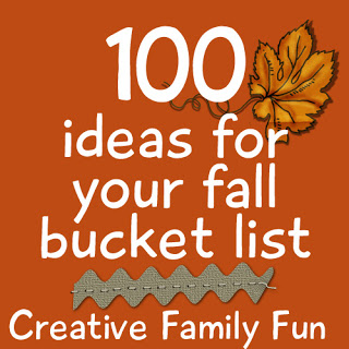 100 Ideas for Your Fall Bucket List