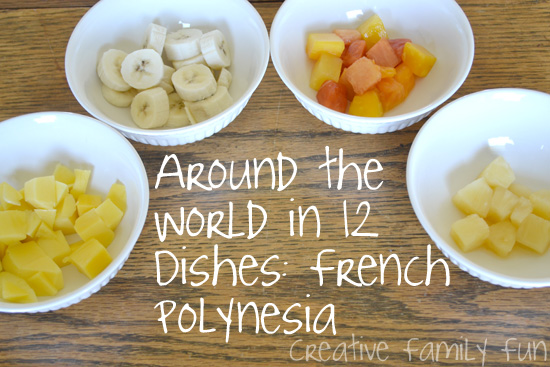 Around the World in 12 Dishes: French Polynesia