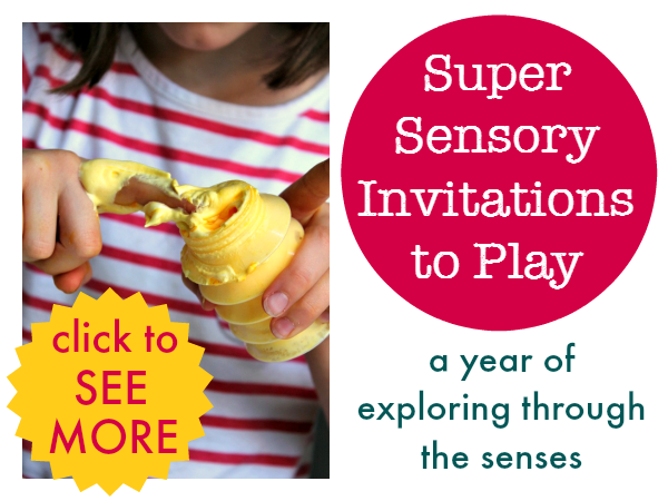 Super Sensory Invitations To Play Footer