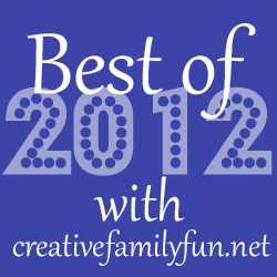 Favorite Posts of 2012 & Setting the Tone for 2013